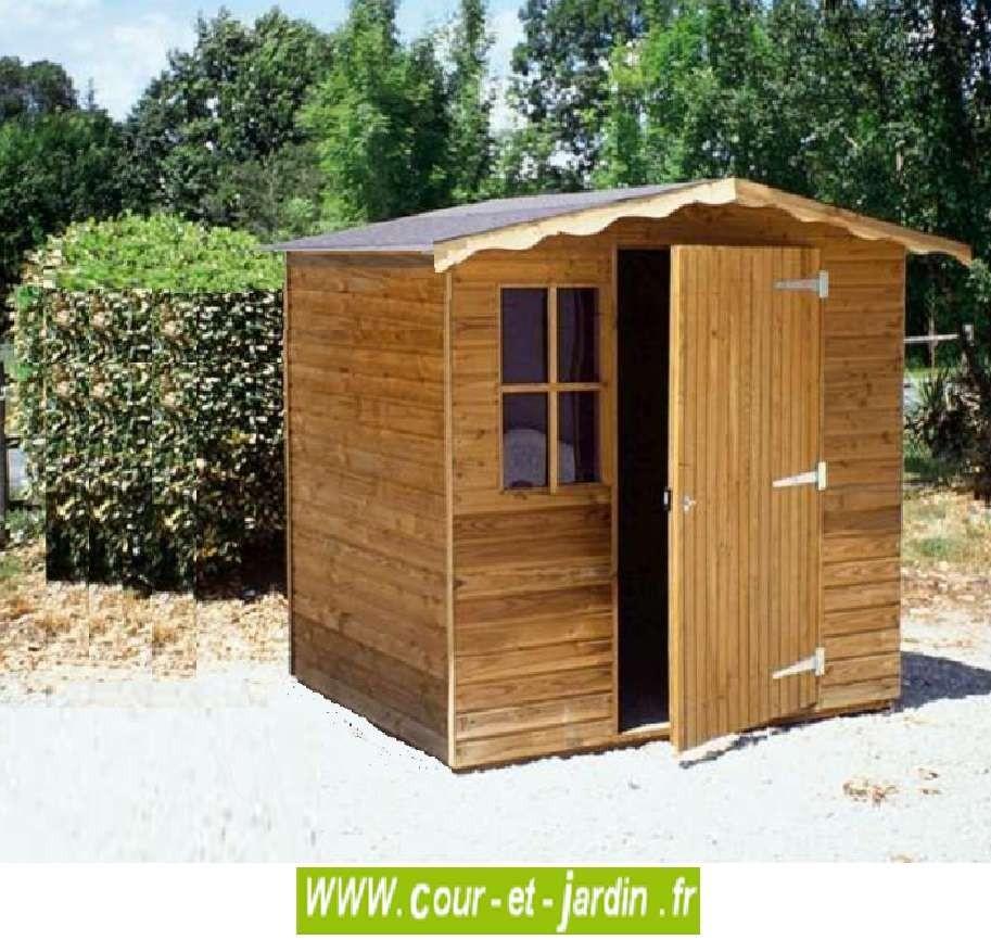 Abri De Jardin Europe 3M² - Abris Et Rangements- Cour Et Jardin tout Abri De Jardin 3M2