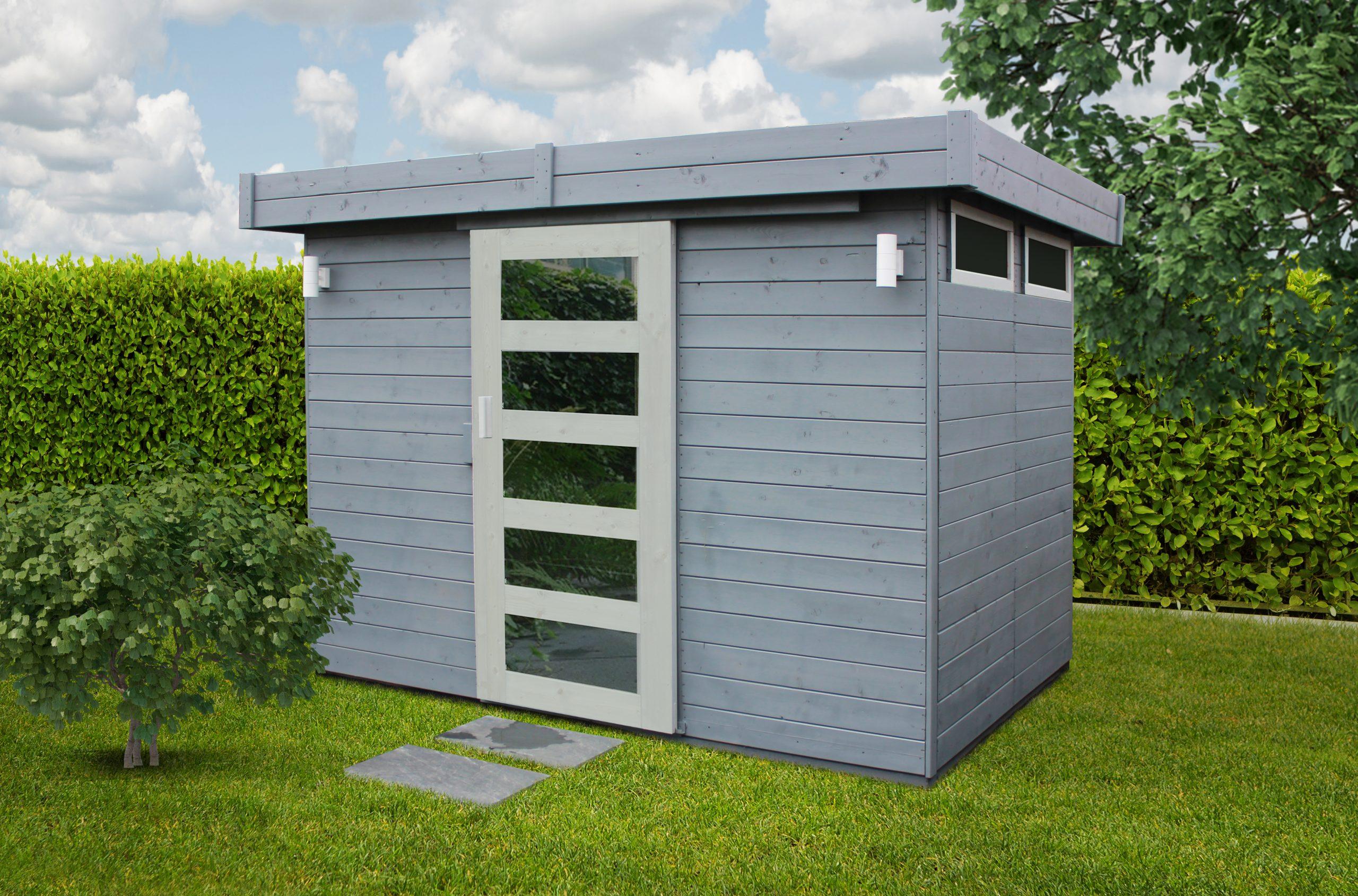Abri De Jardin Lund 19 Mm 2,67 X 1,88 M Solid - Mr.bricolage tout Abri De Jardin Mr Bricolage