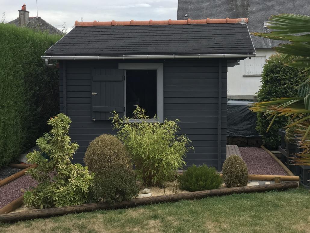 Abri De Jardin Maisonelle : La Référence Qualité Depuis 49 Ans avec Abri De Jardin En Dur