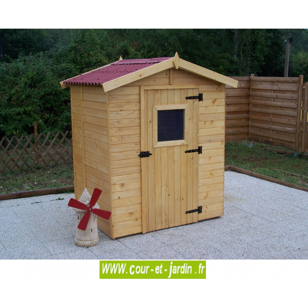 Abri De Jardin Pas Cher En Bois Abri Eden Avec Plancher ... intérieur Abri De Jardin Avec Plancher