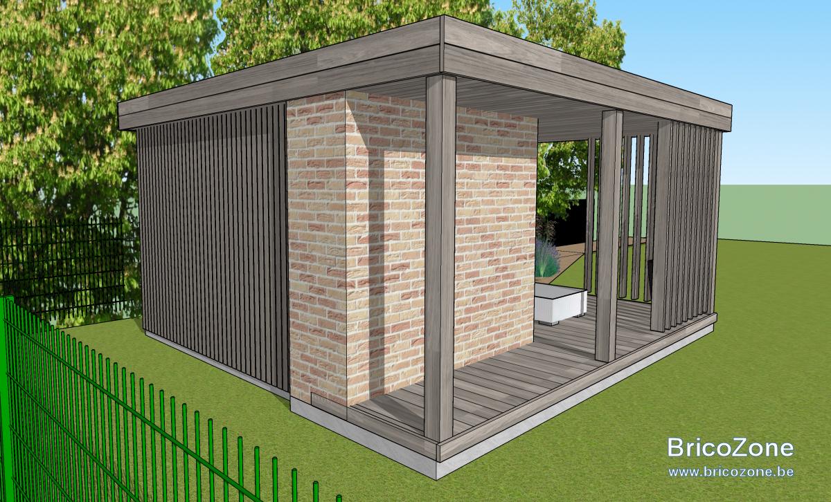Abri De Jardin Sur Mesure Schème - Idees Conception Jardin pour Abris De Jardin Sur Mesure