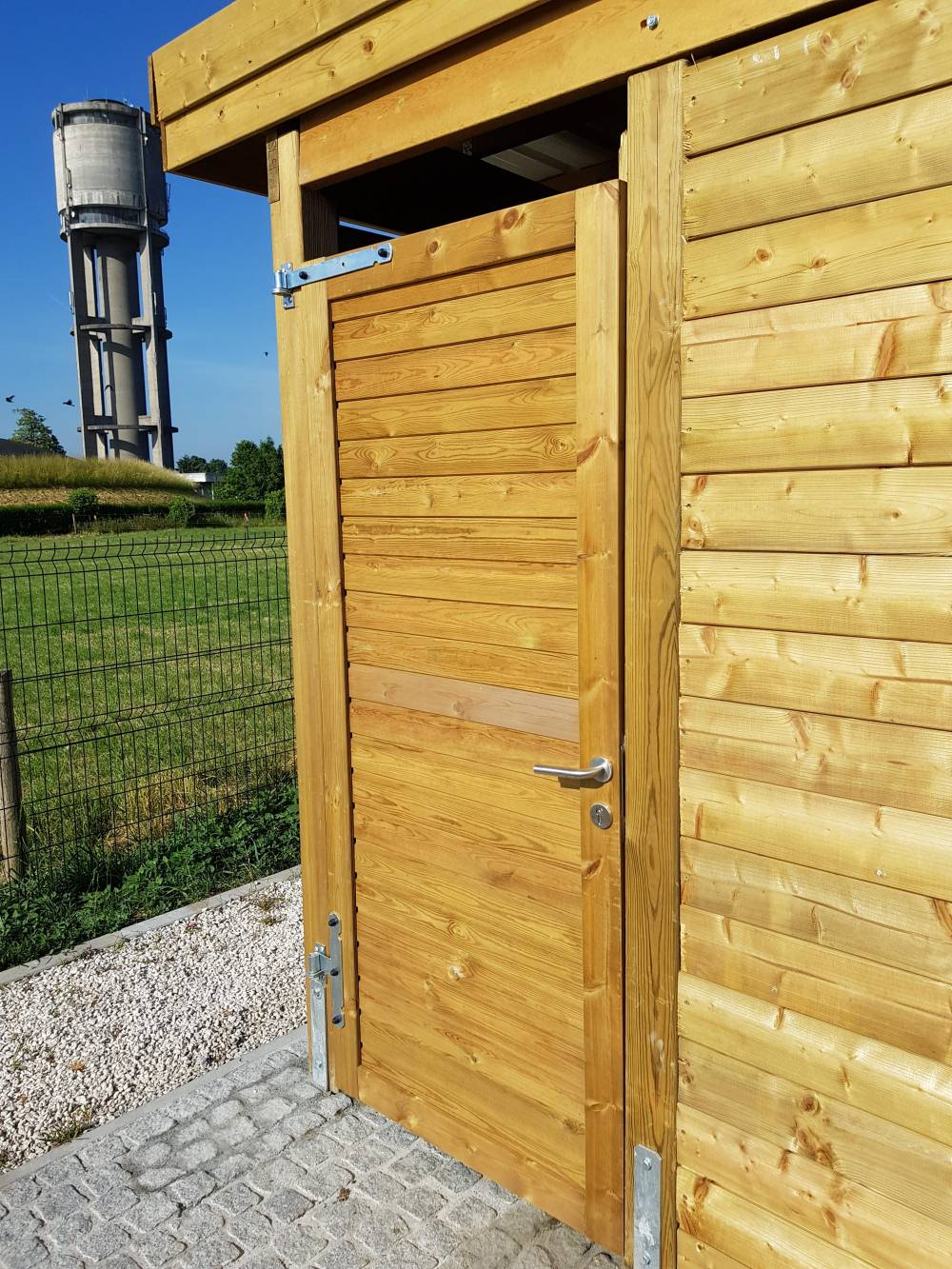 Abri De Jardin Waterloo - Construction Carport / Chalet tout Abri Moto Jardin
