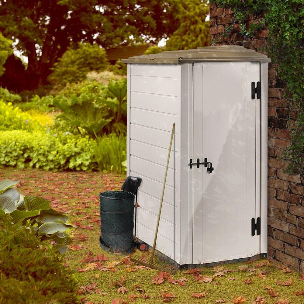 Abri M² 16 pour Cabanon De Jardin Pvc