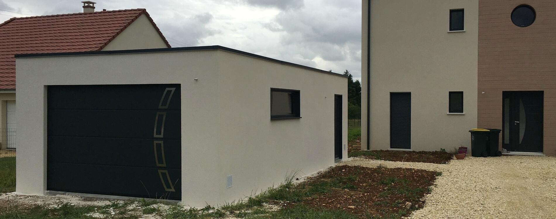 Abridis, Doizon, Spécialiste Des Annexes De Jardin - Nantes ... intérieur Abri De Jardin Prefabrique En Beton