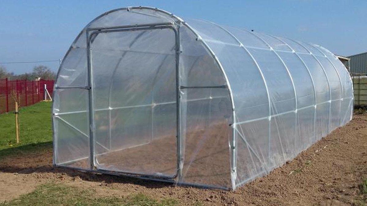 Abris À Légumes Et Fruits, Qualité Professionnelle tout Serre De Jardin 18M2