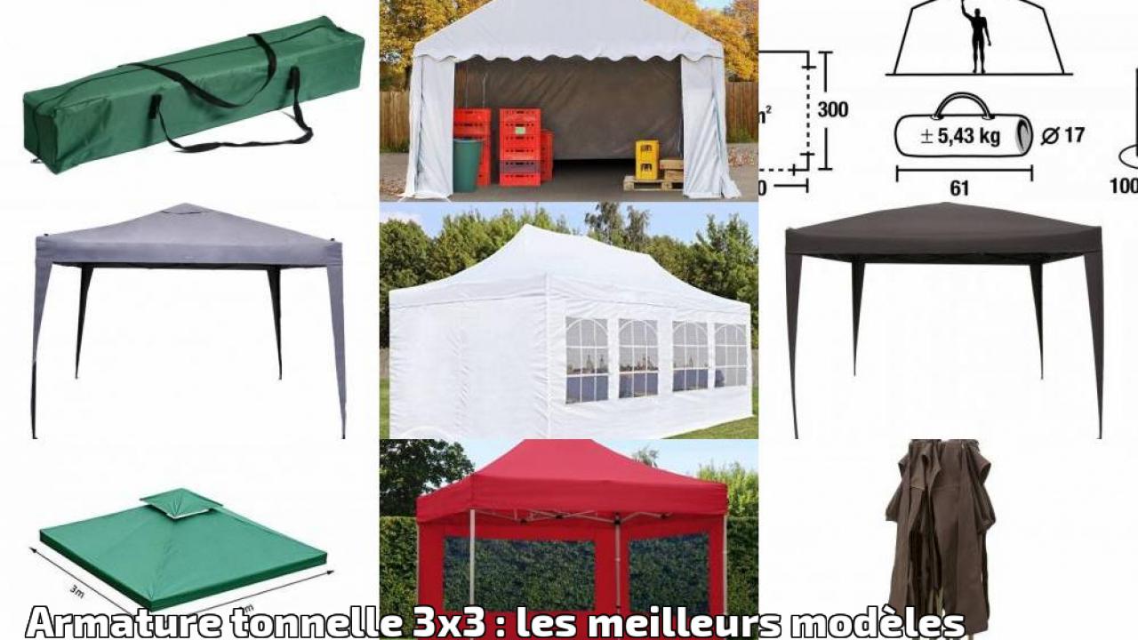 Abris De Camping High Peak Tente Pavillon Bleu Nuit/bleu 3 X ... avec Tente Abris De Jardin
