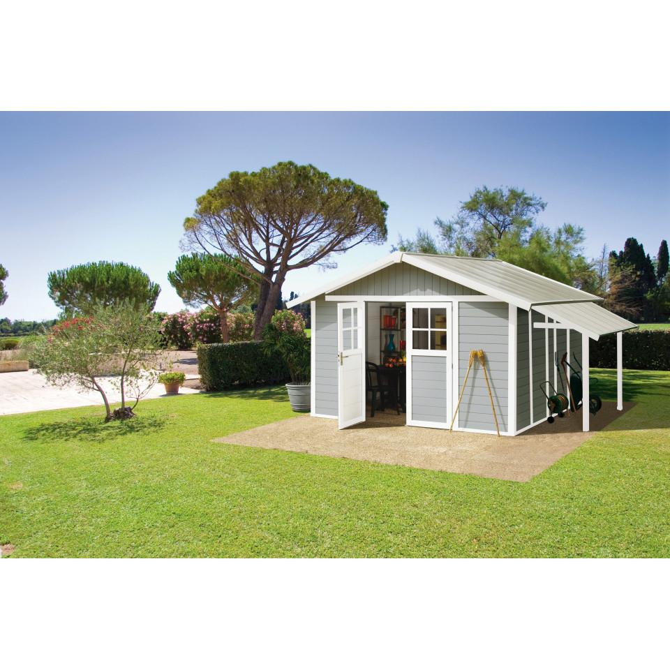 Abris De Jardin Grosfillex - Canalcncarauca avec Prix Cabane De Jardin