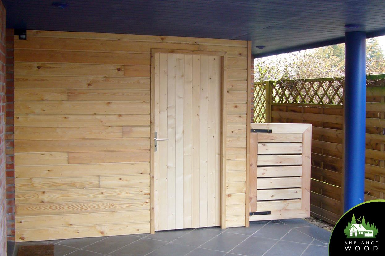 Abris De Jardin Sur Mesure – Ambiance Wood encequiconcerne Abri De Jardin Sur Mesure
