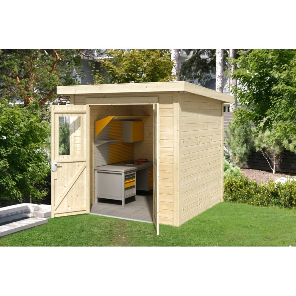 Abris Jardin D'occasion En Belgique (61 Annonces) pour Cabane De Jardin Occasion