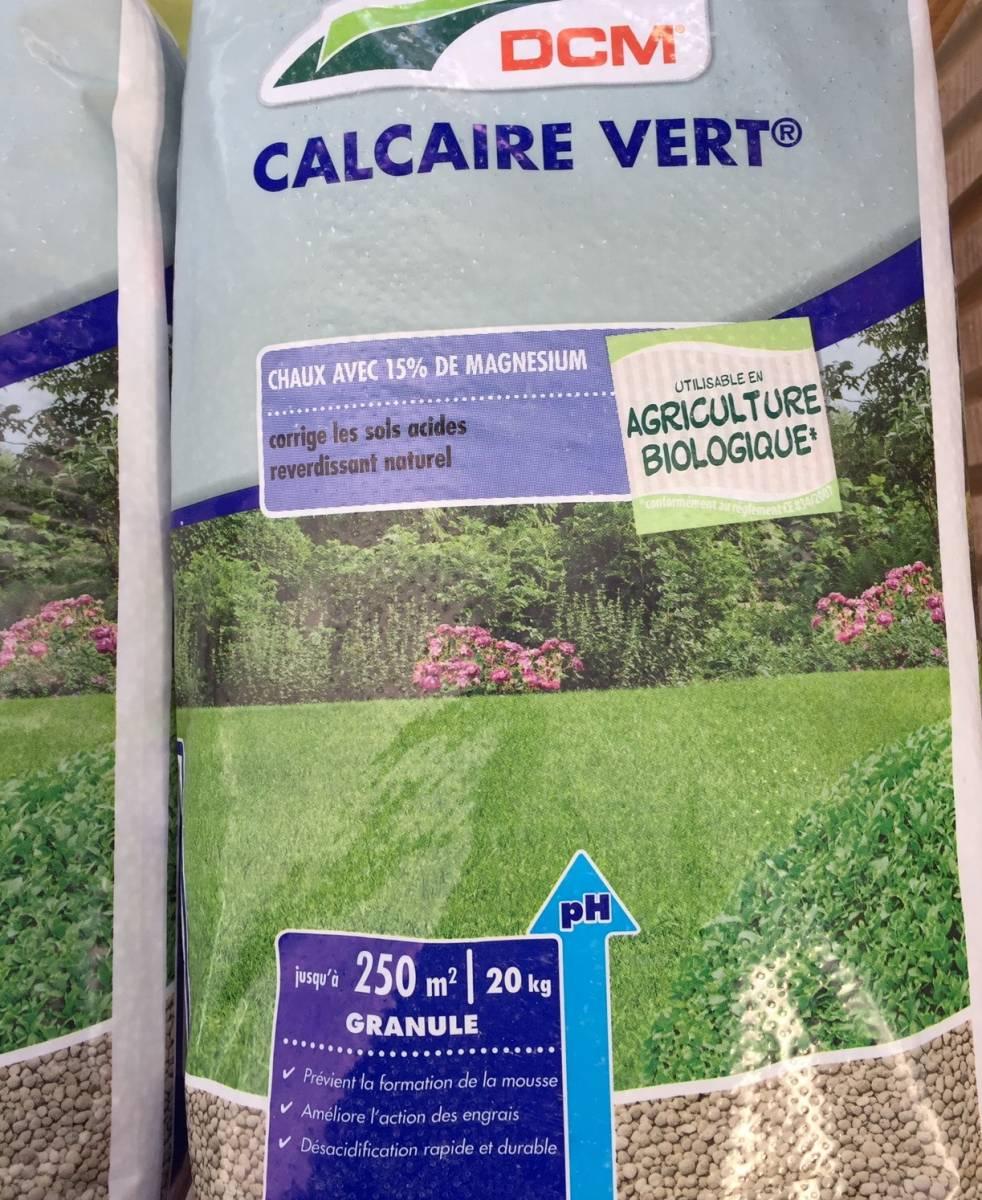 Acheter De La Chaux En Poudre Ou En Granulés Pour Le Jardin ... intérieur Chaux Pour Jardin