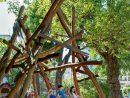 Aire De Jeux Pour Jardin - Idées En Images Pour Valoriser L ... intérieur Jeux De Jardin En Bois