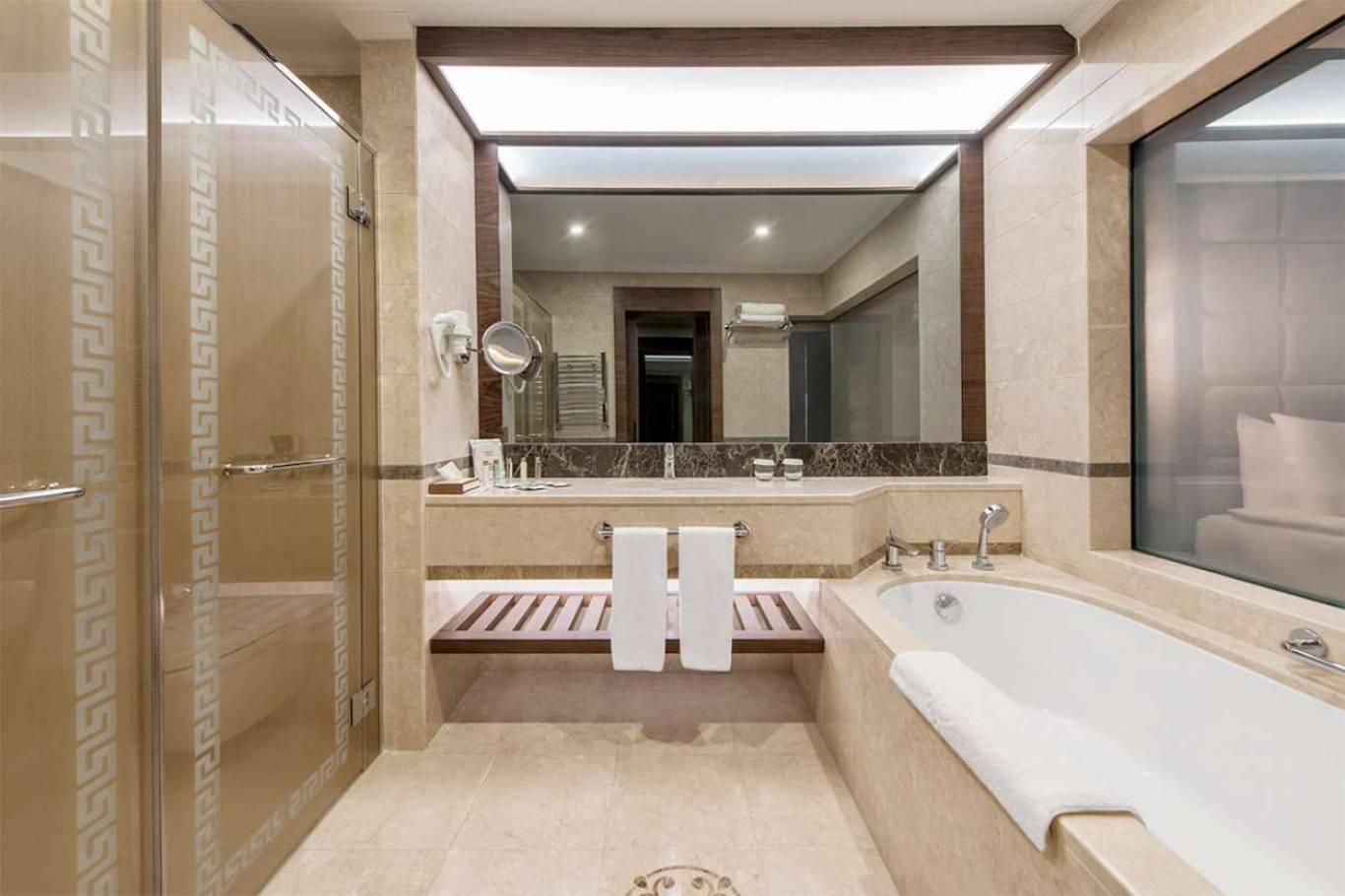 Akrones Termal Hotel - Comparer Les Prix Halalhotelcheck destiné Salon De Jardin Design Luxe