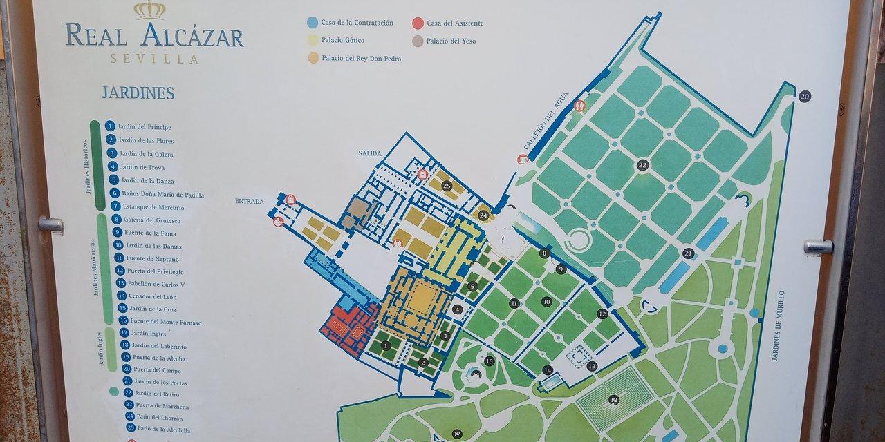 Alcazar - Seville - Alcazar Yorumları - Tripadvisor dedans Casa Salon De Jardin