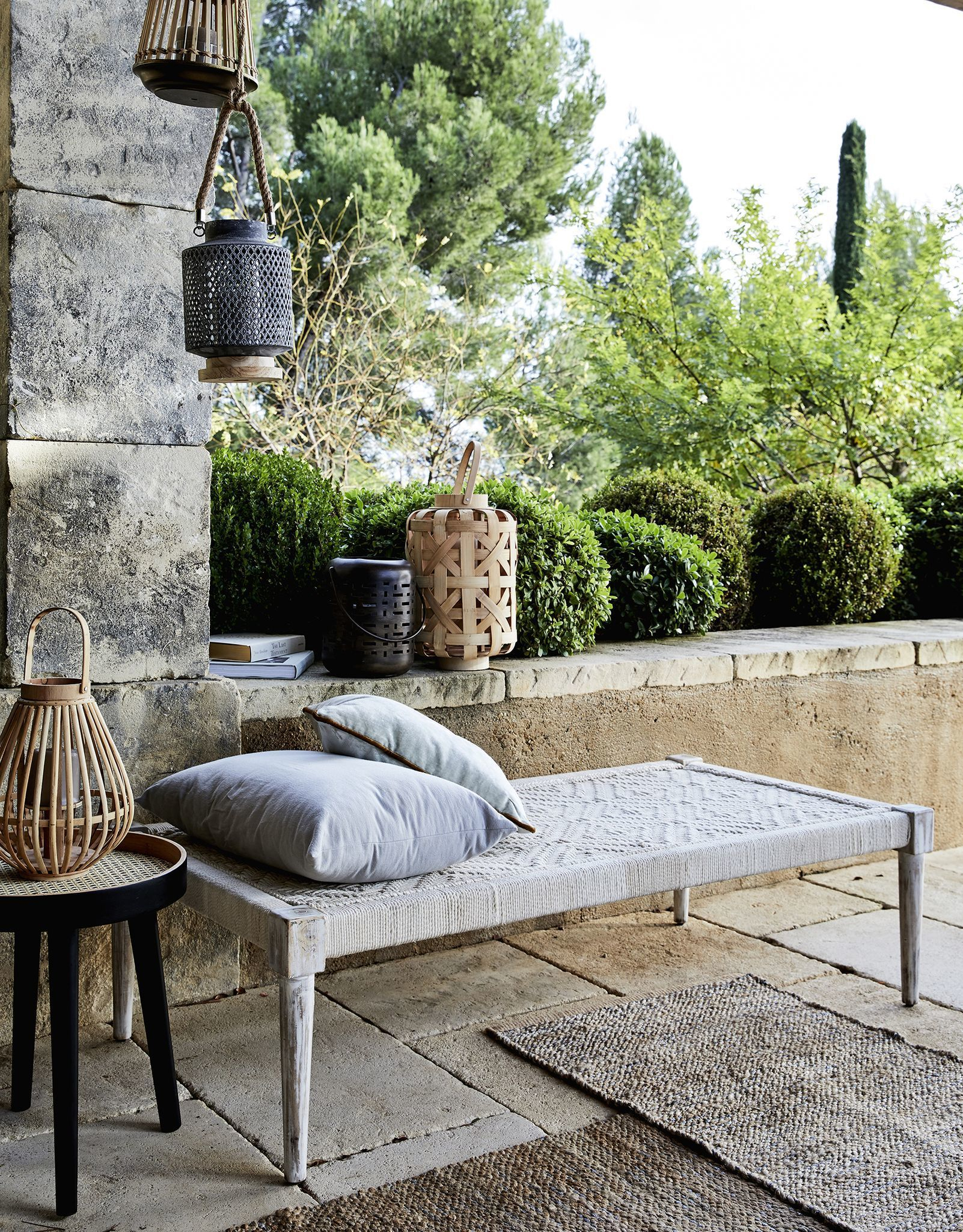 Alinea Nouvelle Collection Meubles Et Décoration Printemps ... encequiconcerne Salon De Jardin Gifi Catalogue