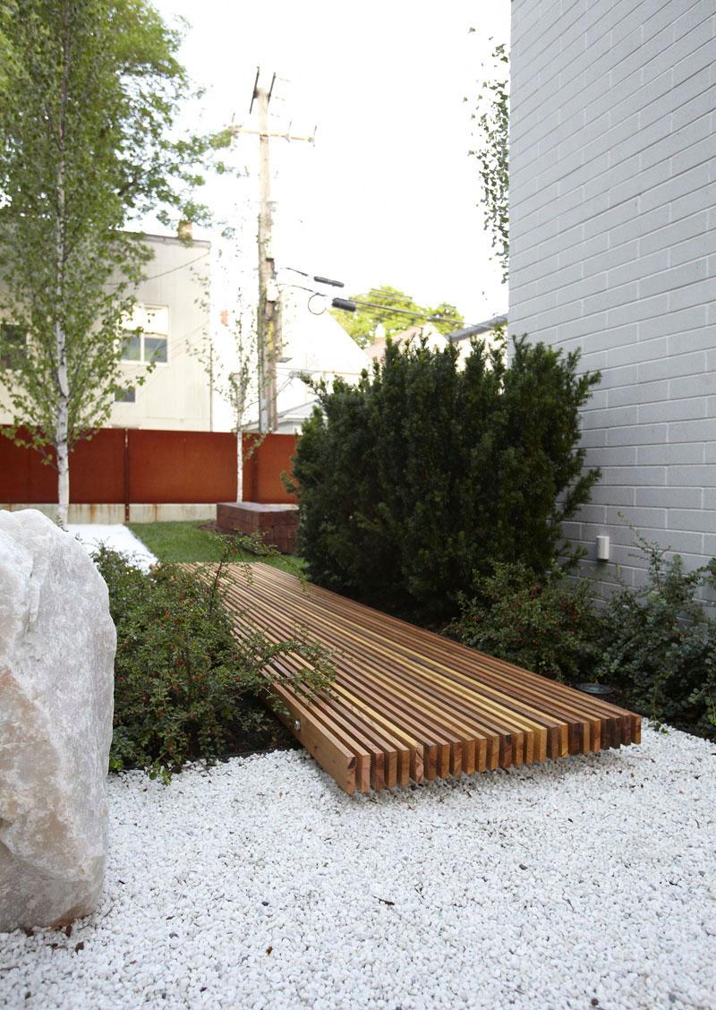 Allée De Jardin : 14 Idées Pour Créer Une Allée De Jardin ... encequiconcerne Allée De Jardin En Bois