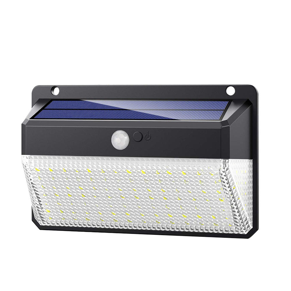 Amazon's Choice 108 Led Solar Powered Outdoor Lights, Lampara Jardin Led  Solar With Motion Sensor tout Salon De Jardin Pas Cher Amazon