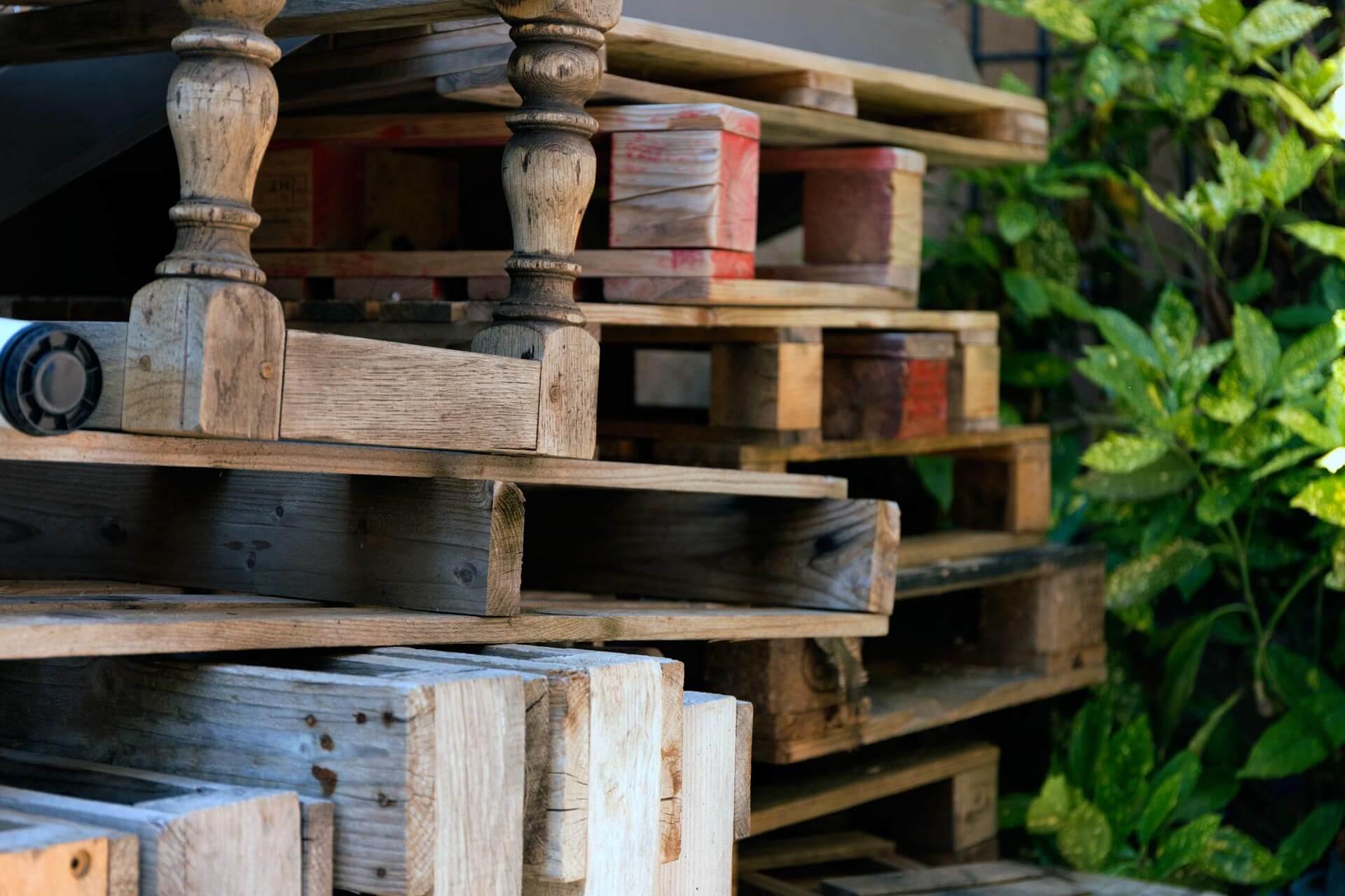 Ambiance Palette : Création De Mobilier En Palette Sur Mesure concernant Salon De Jardin Montpellier