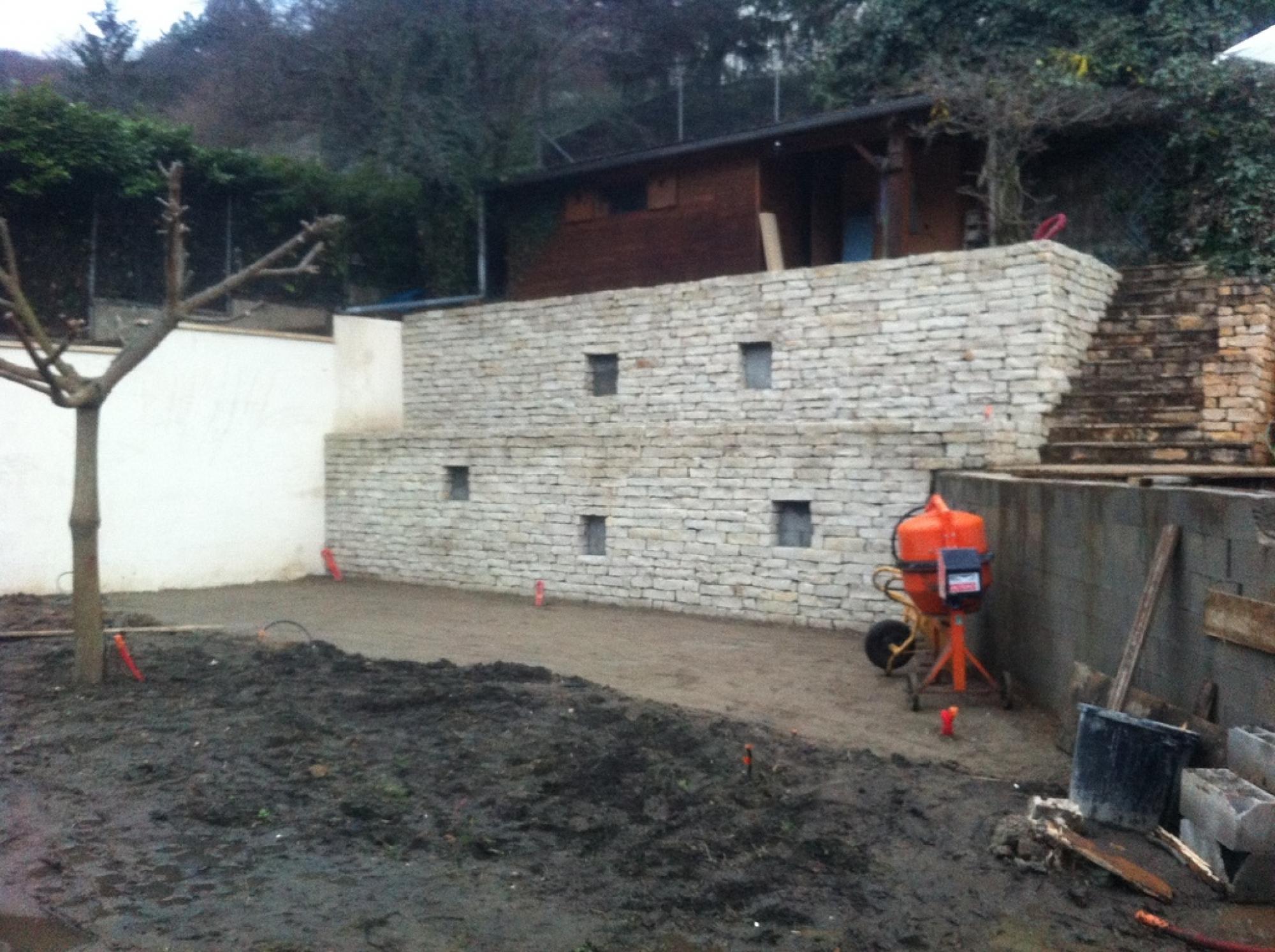 Aménagement De Jardin Exotique Ou De Jardin Japonais Lyon ... concernant Construction Jardin Japonais