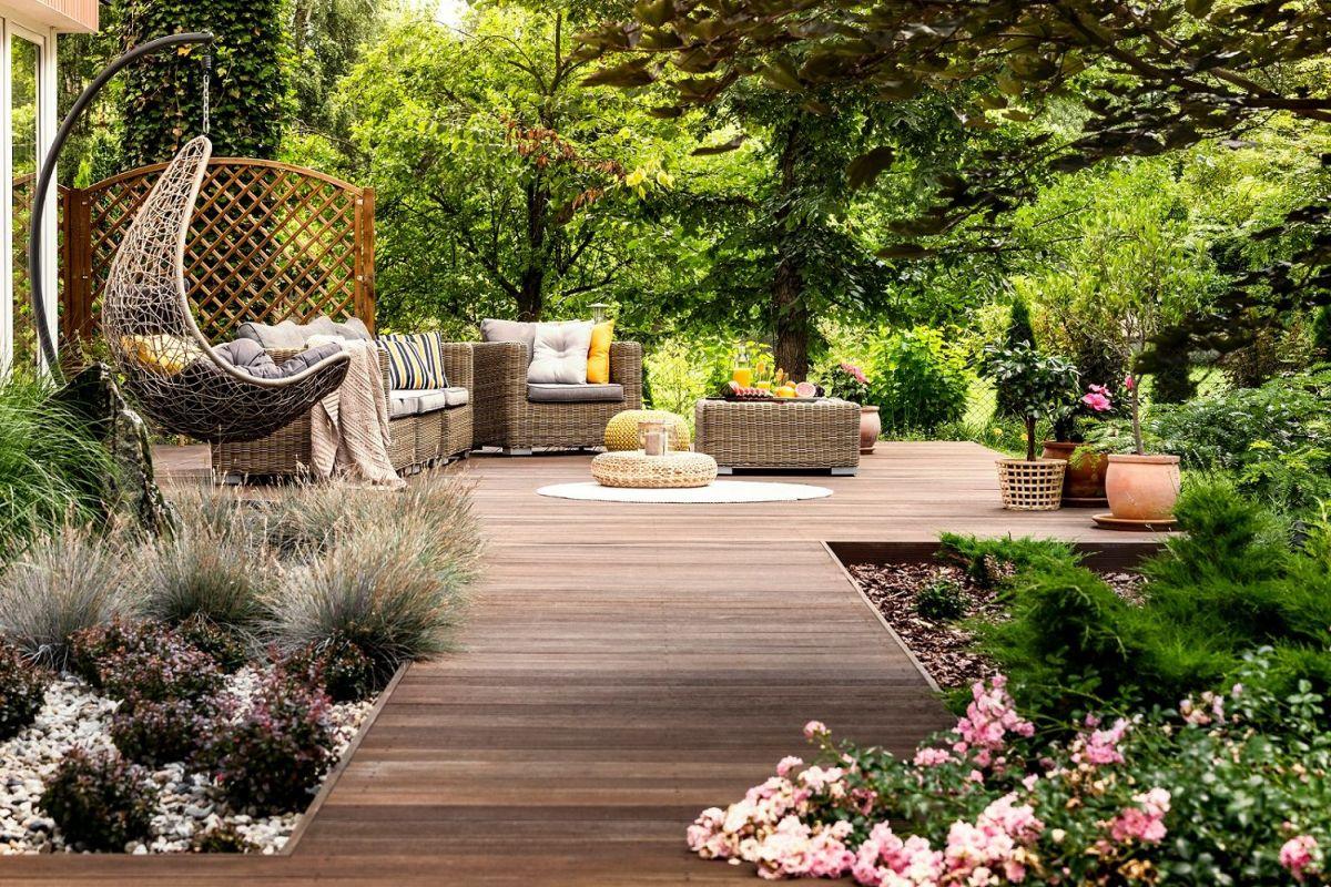Aménagement De Jardin : Faire Appel À Un Paysagiste tout Exemple D Aménagement De Jardin