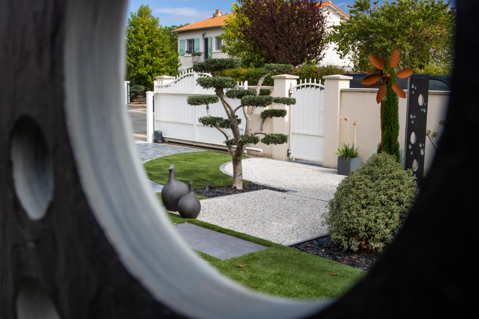 Aménagement De Jardin Niort, Parthenay, Fontenay-Le-Comte ... serapportantà Specialiste Du Jardin
