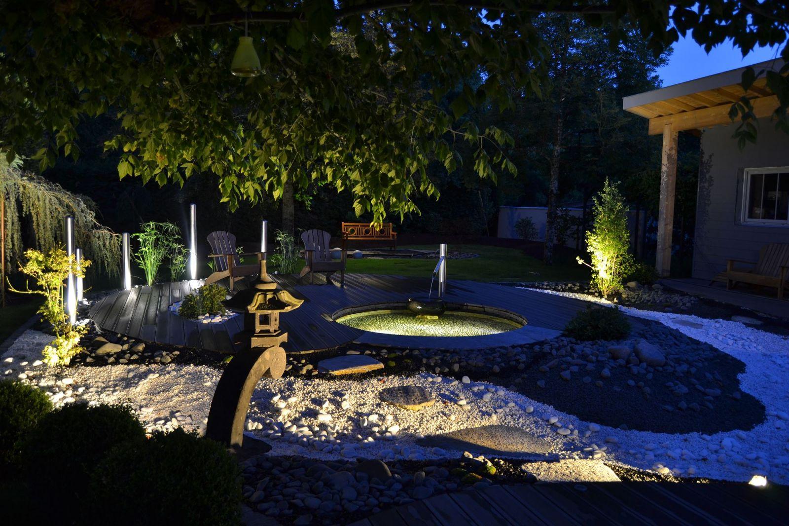 Aménagement De Jardin Par Un Paysagiste Dans Le Médoc serapportantà Entretien Jardin Bordeaux