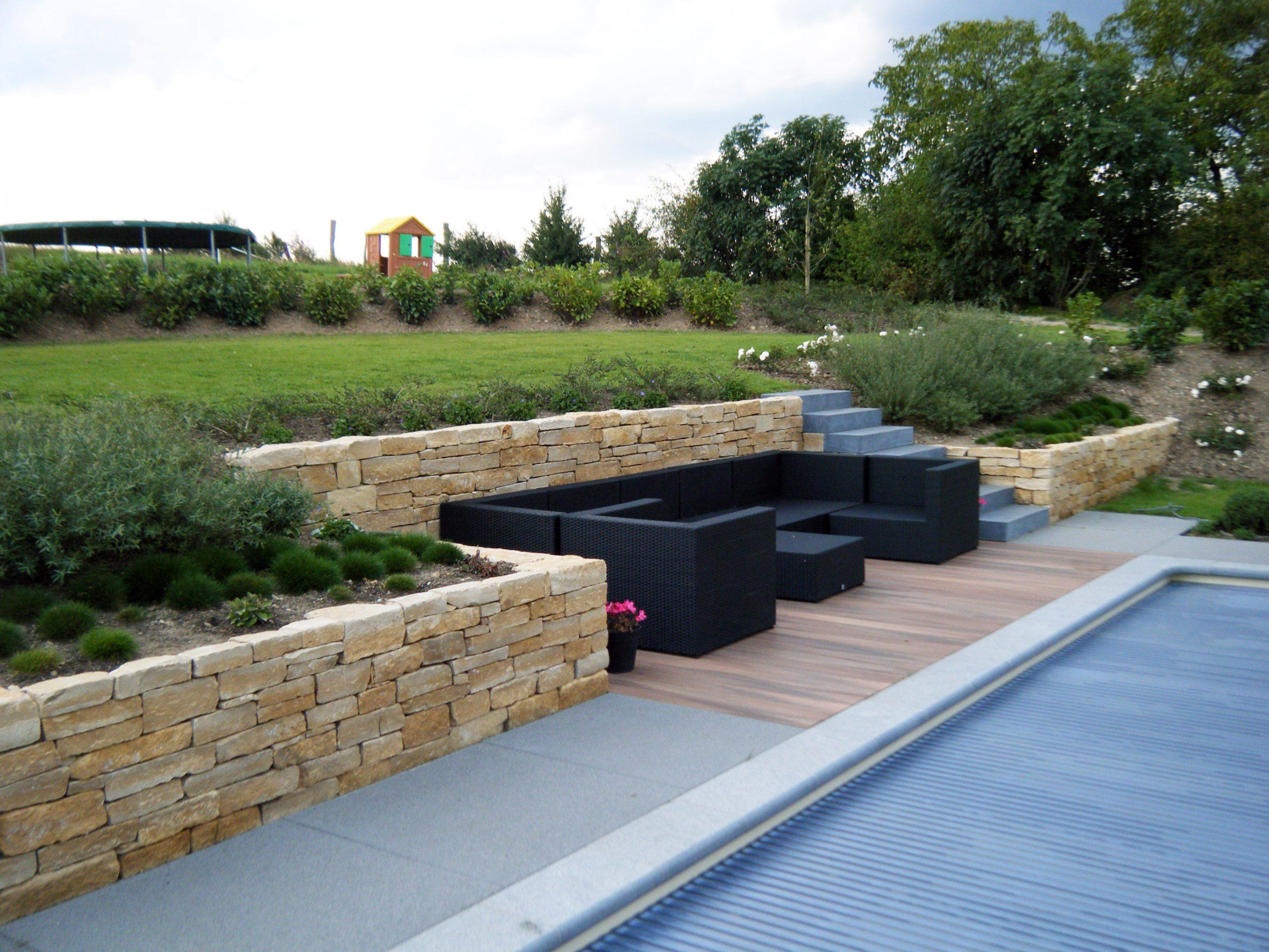 Aménagement De Jardin, Terrasse, Pavage Arlon - Attert pour Amenagement Jardin Belgique