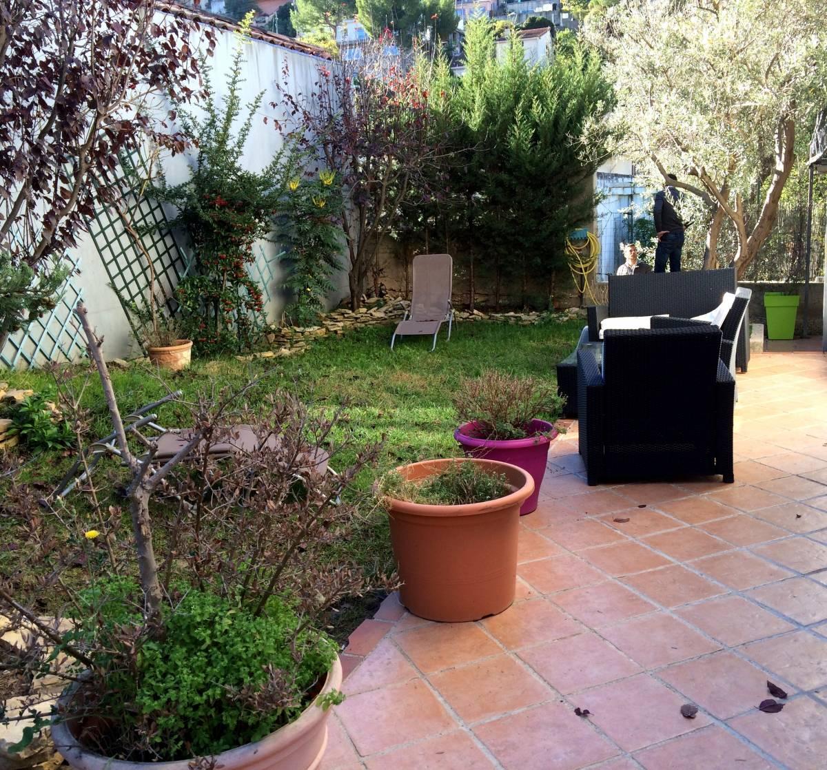 Aménagement D'un Jardin De Ville Avec Mini Piscine À ... intérieur Aménagement D Un Petit Jardin De Ville