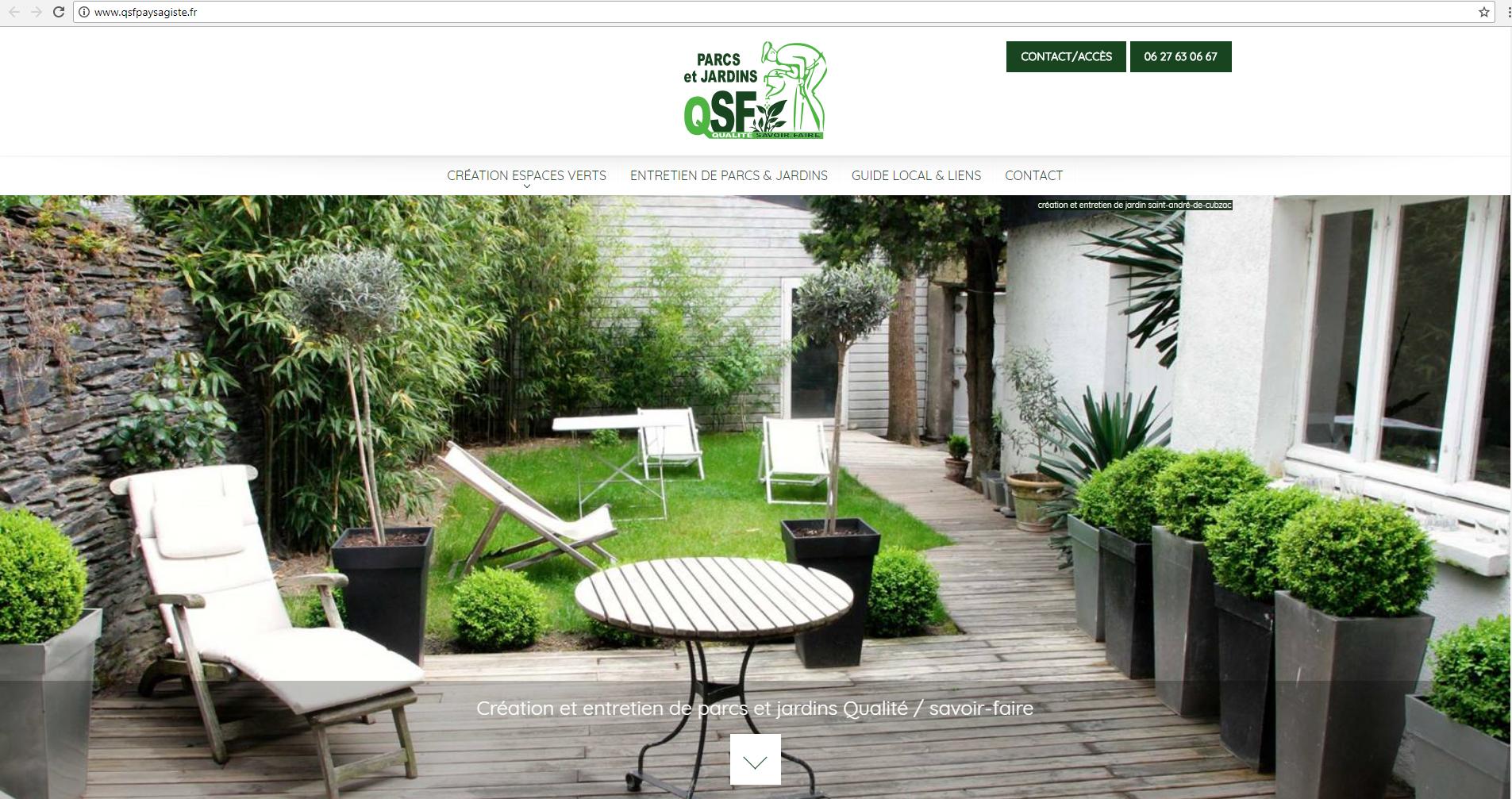 Aménagement Et Création De Jardin En Gironde- Agence Web ... pour Entretien Jardin Bordeaux