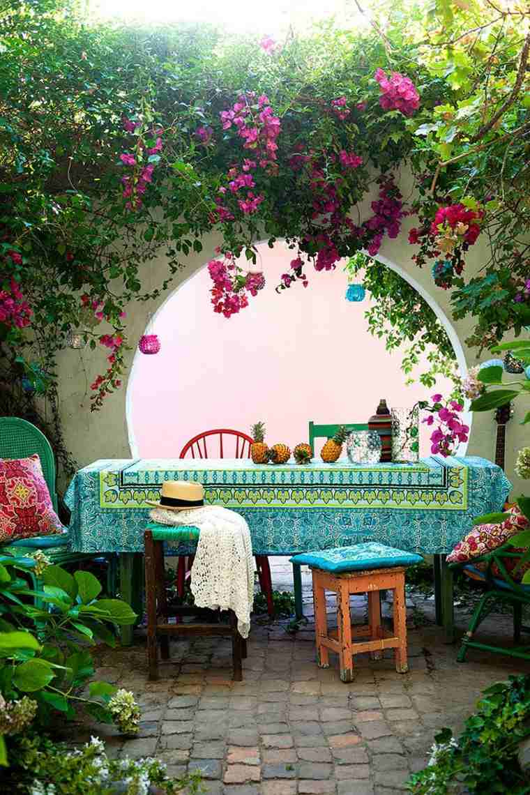 Aménagement Jardin Extérieur Méditerranéen : Quelles Plantes ... tout Amenagement Petit Jardin Mediterraneen