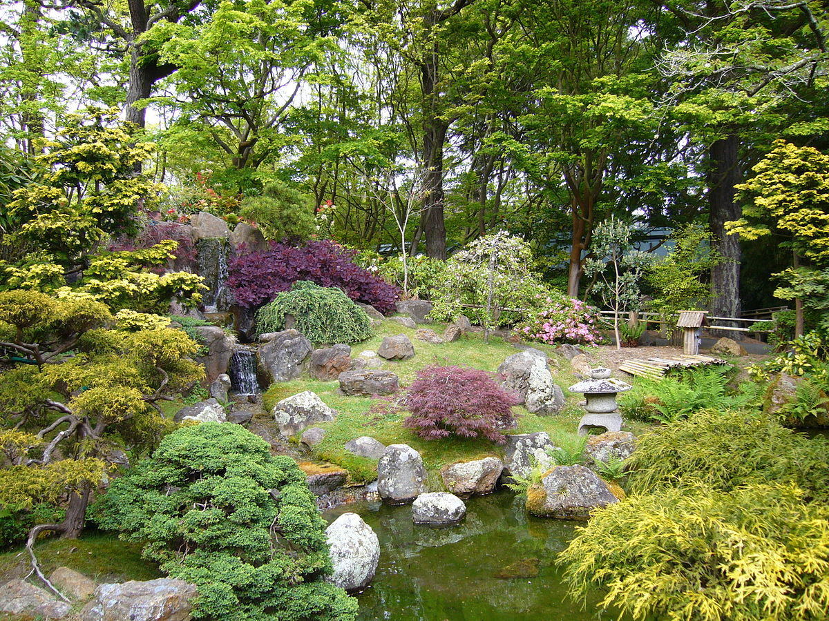 Amenagement Jardin Zen Jardin — Wikipédia - Idees Conception ... encequiconcerne Am2Nagement Jardin
