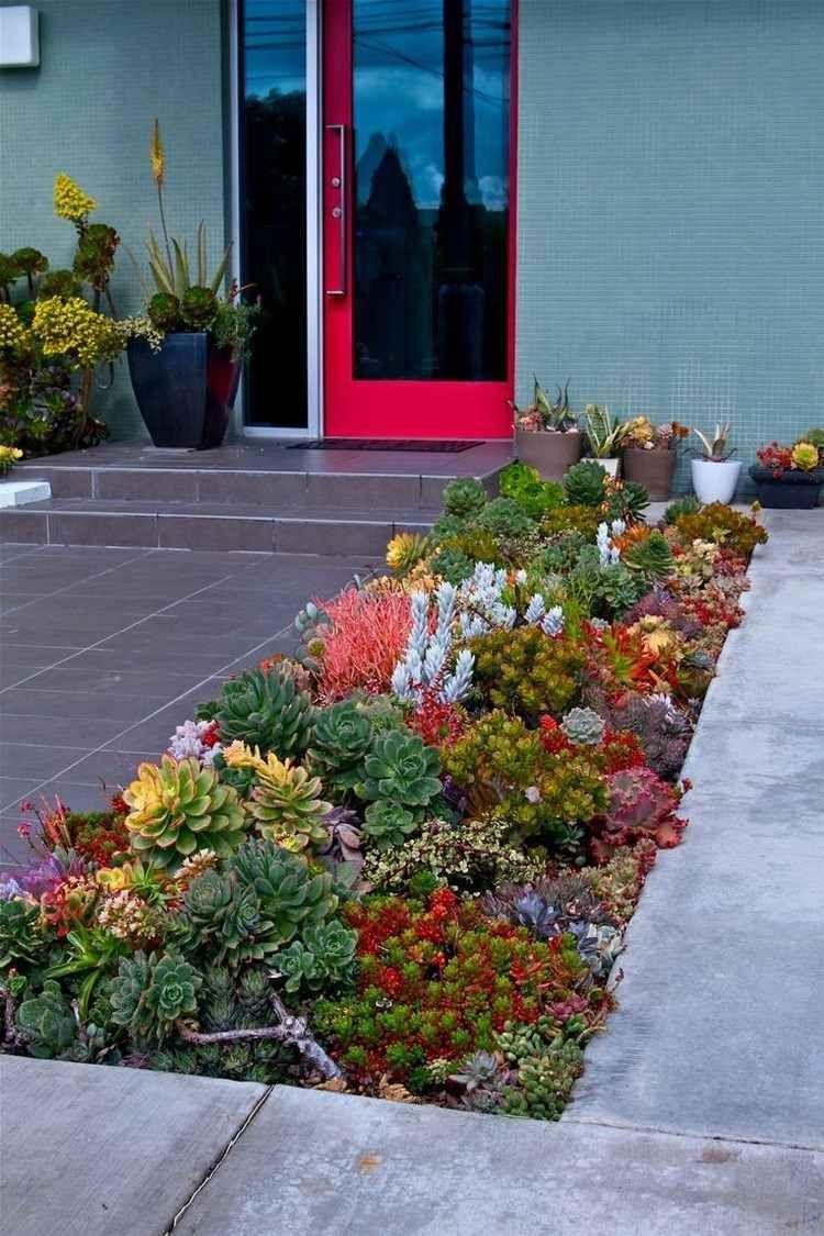 Aménagement Petit Jardin – 41 Idées Superbes Pour Embellir ... pour Amenagement Jardin Exterieur Mediterraneen