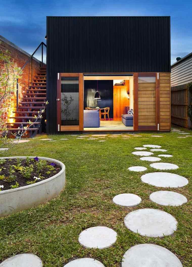 Aménagement Petit Jardin: 99 Idées Comment Optimiser L'espace concernant Exemple D Aménagement De Jardin