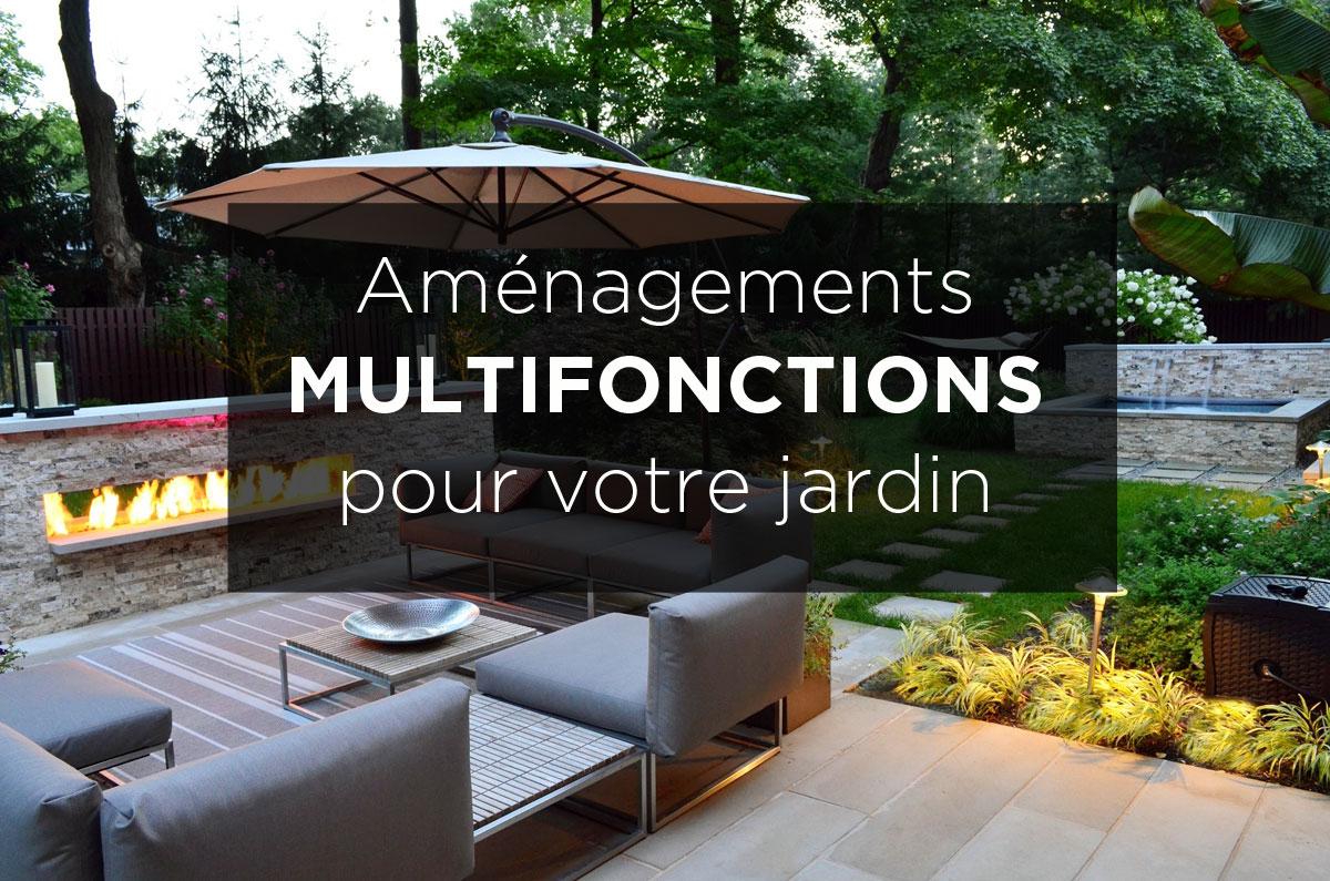 Aménagements-Multifonctions-Pour Optimiser-Les-Petites-Terrasses destiné Idée D Aménagement De Jardin