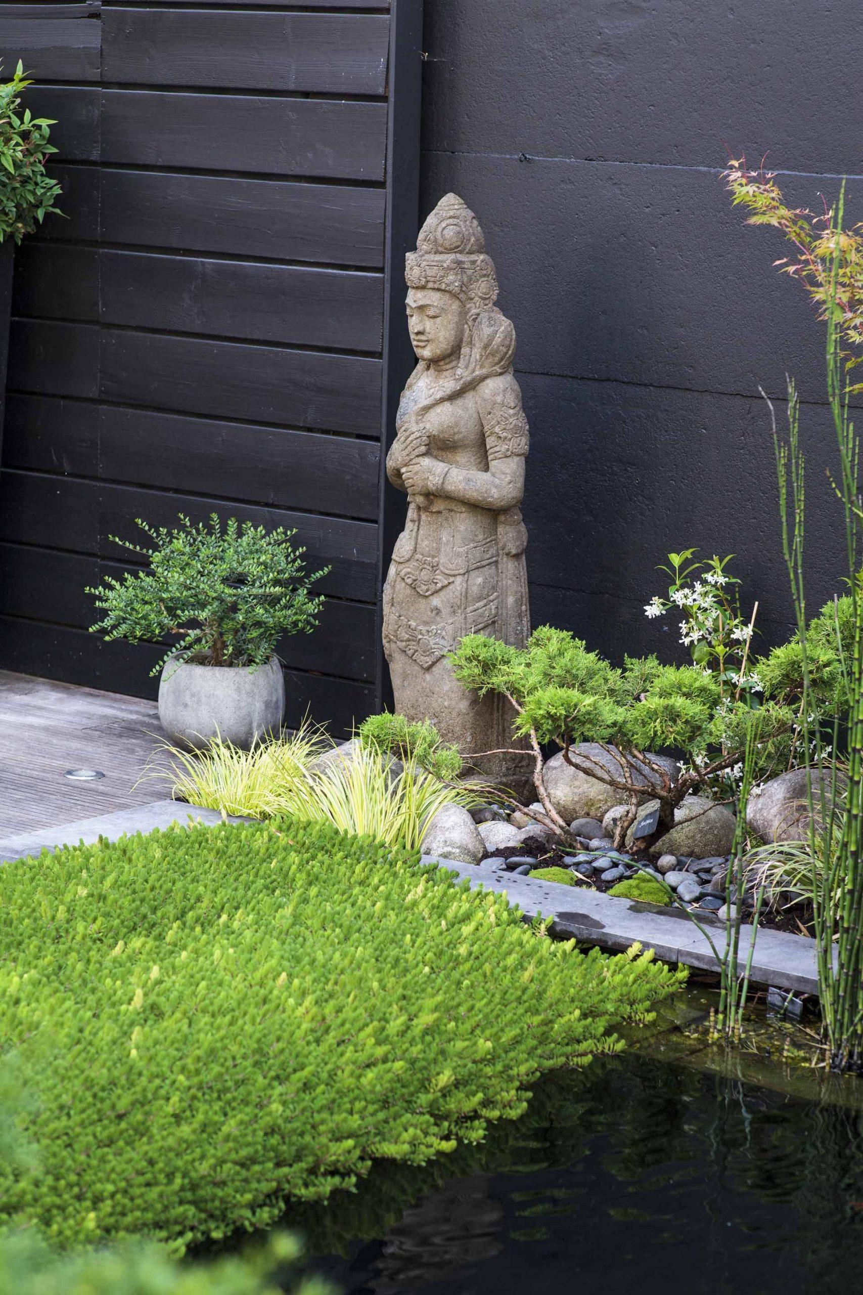 Aménager Un Jardin Japonais Chez Soi | Décoration Jardin ... serapportantà Jardin Japonais Sur Terrasse