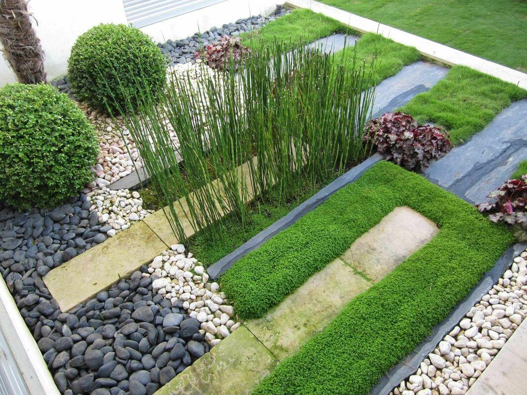 Aménager Un Jardin Zen - Décoration D'intérieur, Coaching ... à Plante Jardin Zen