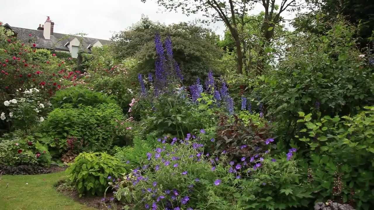Aménager Un Petit Jardin Pour Donner Une Impression D'espace avec Exemple D Aménagement De Jardin