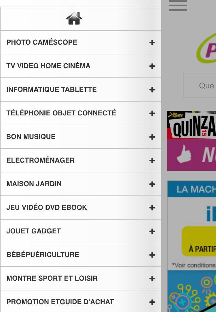 Android Için Pixmania App - Apk'yı İndir dedans Maison Jardin Jouet