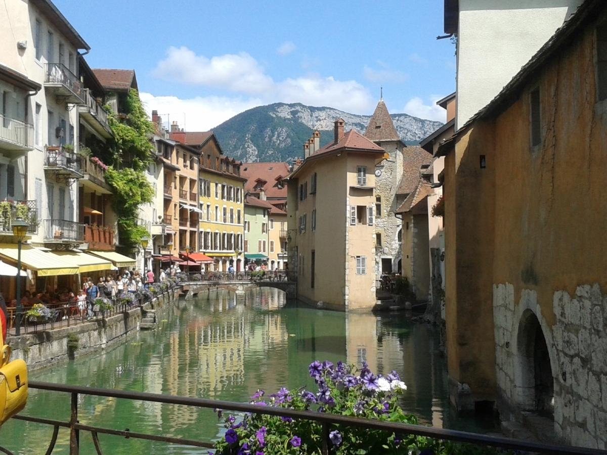 Annecy, Fransa Seyahat Rehberi: Nasıl Gidilir, Gezilecek ... concernant Les Jardins Du Château Annecy