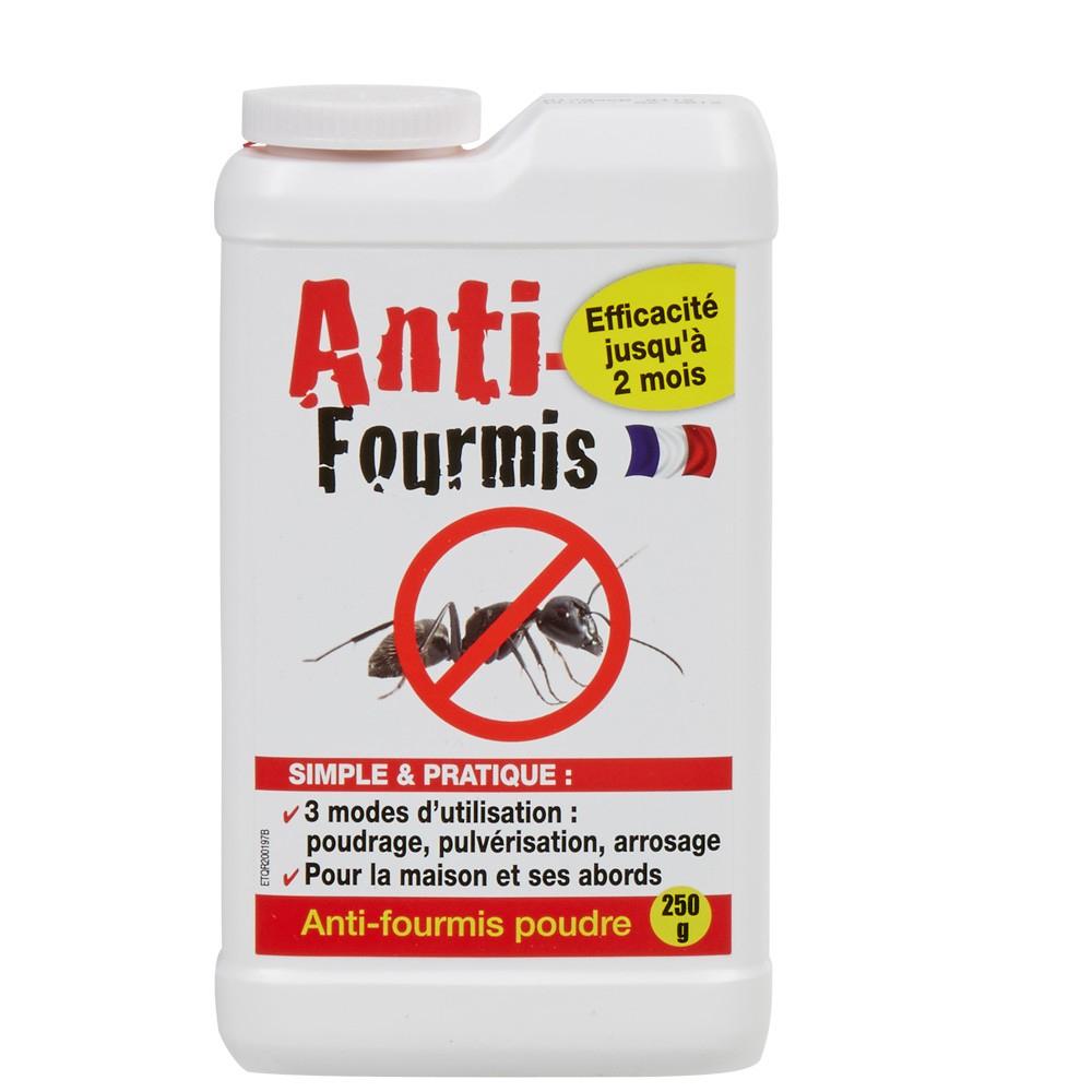 Anti-Fourmis Poudre dedans Anti Fourmi Jardin