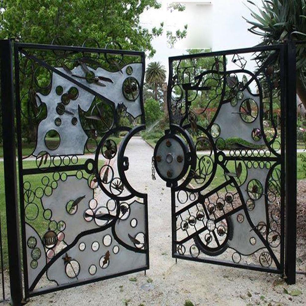 Antique Fer Forgé Jardin Rosier Arche Personnalisé Métal Fer Tonnelle  Portail - Buy Portail De Tonnelle En Fer,portails Métalliques En Fer ... avec Arche De Jardin En Fer Forgé