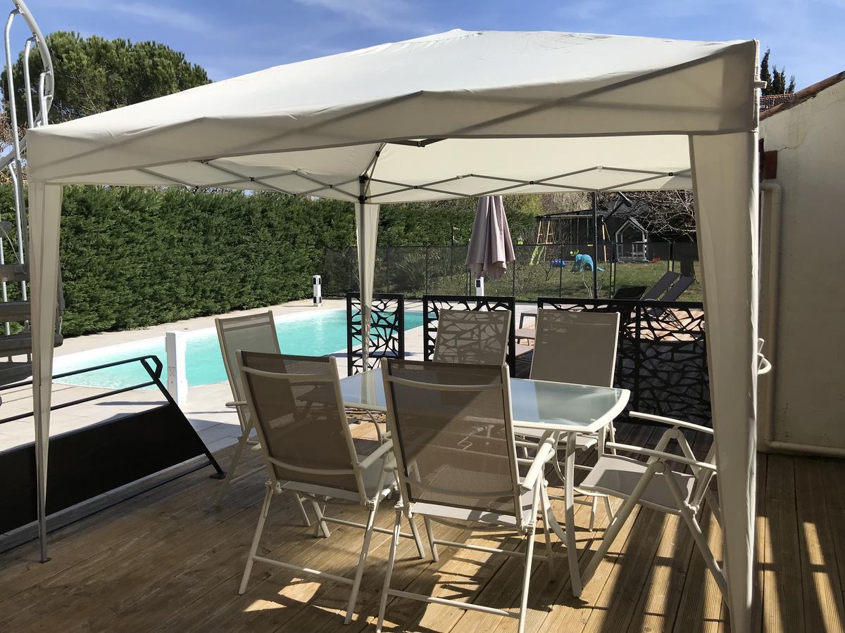Apart Otel Les Logis D'albi (Fransa Albi) - Booking intérieur Cabanne De Jardin