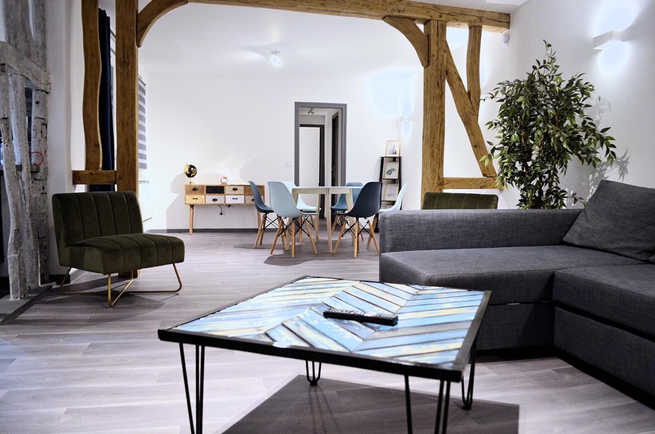 Apartment Eco-Appart Boulevard De L'europe, Rouen, France ... à Table De Jardin Truffaut