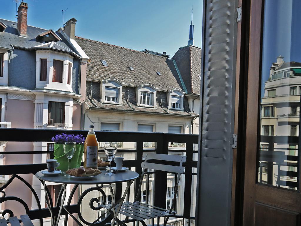 Apartment Homebuddy' - Le Cygne, Annecy, France - Booking encequiconcerne Les Jardins Du Château Annecy