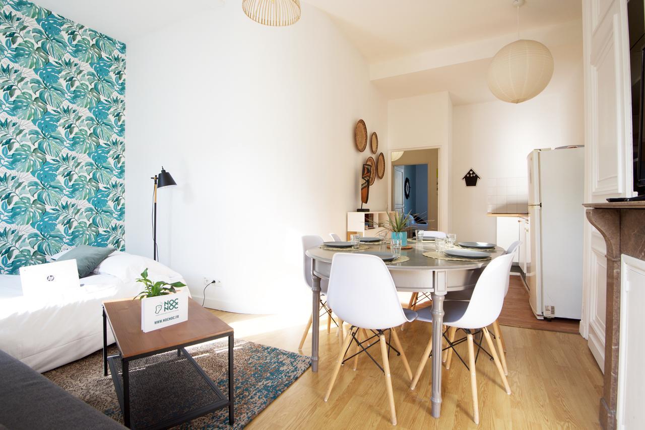 Apartment Nocnoc - Le Jardin Du Prefet, Lille, France ... intérieur Salon Jardin Alice Garden