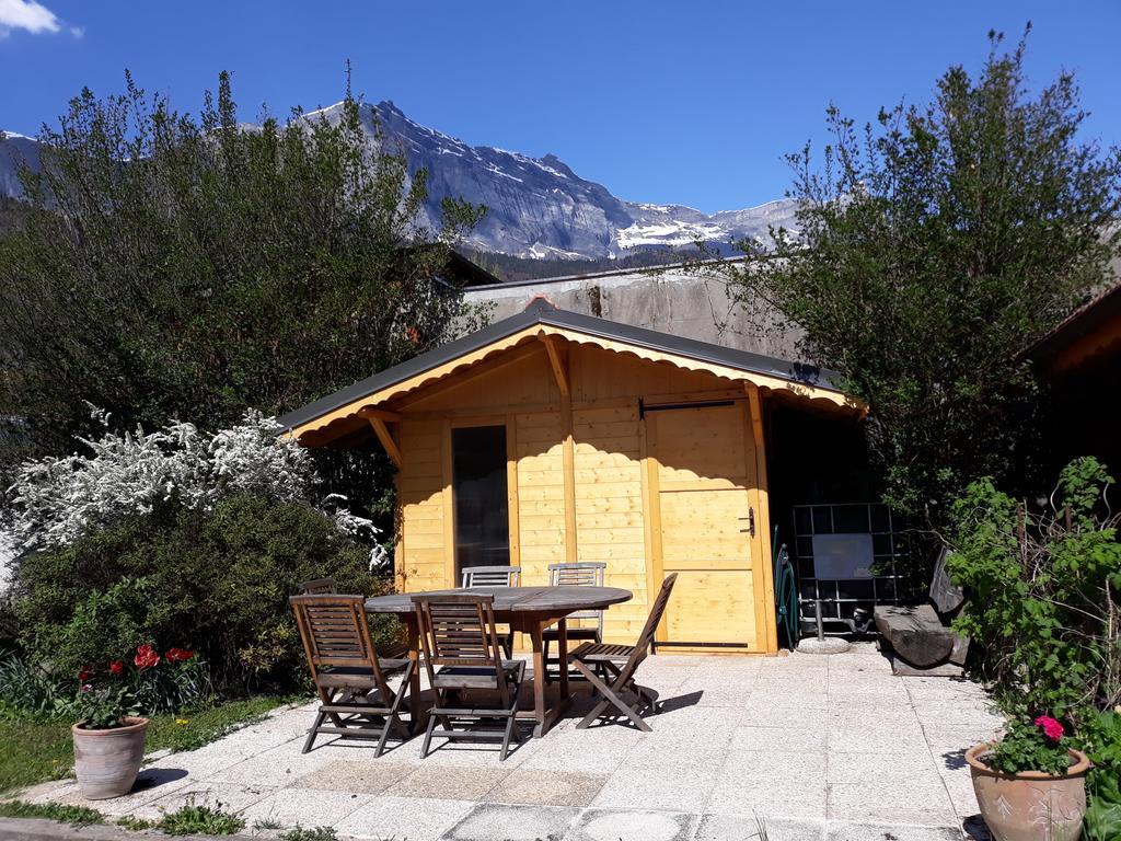 Appartement En Rez De Jardin À La Montagne, Passy, France ... concernant Location Maison Avec Jardin Ile De France