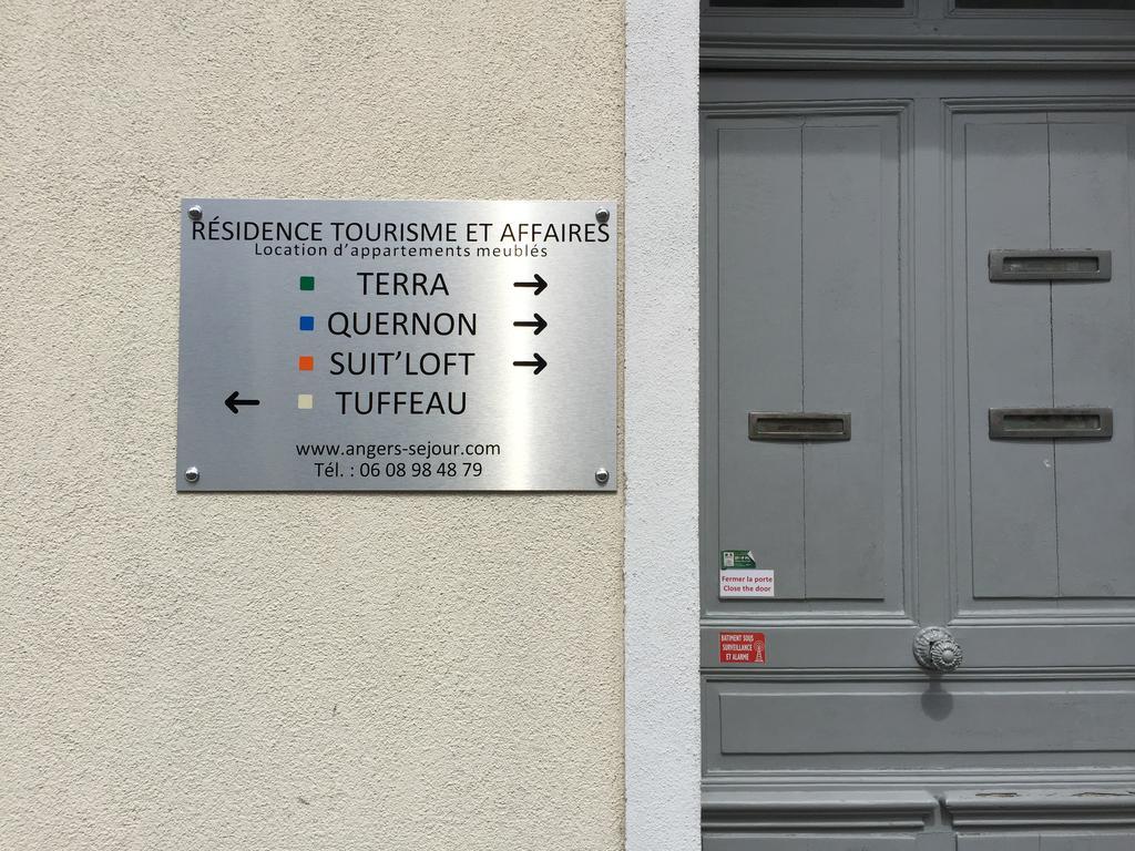 Appartement Quernon Xxl (Fransa Angers) - Booking tout Location Rouleau De Jardin