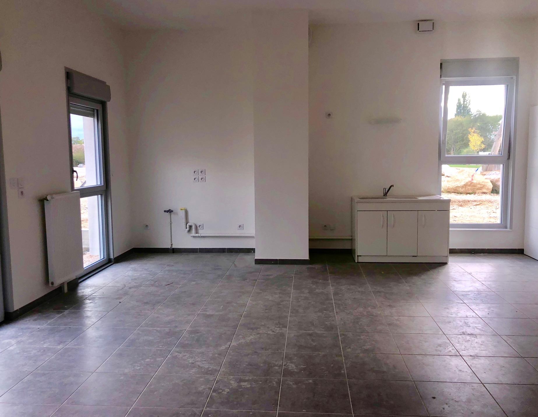 Appartement T5 Avec Jardin Nouvel'r | Habellis avec Location Rez De Jardin Dijon