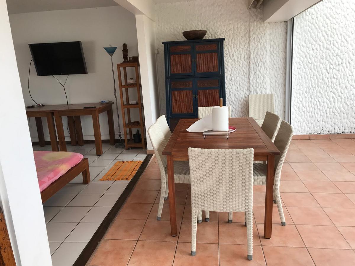 Appartement Toata 407 (Fransız Polonezyası Papeete ... concernant Salon De Jardin Moorea