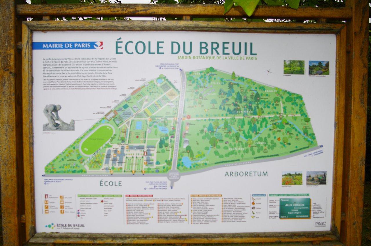 Arboretum Du Bois De Vincennes (Paris) - 2020 All You Need ... pour Hotel Des Jardins Vincennes