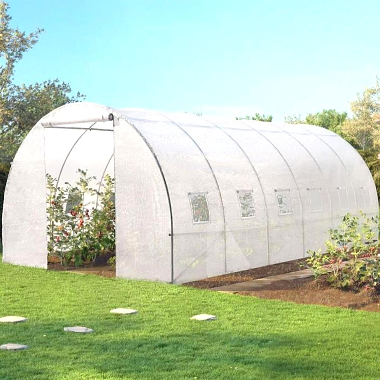 Arceaux Serre Galvanise Arceaux Serre D'occasion destiné Serre De Jardin Occasion A Vendre